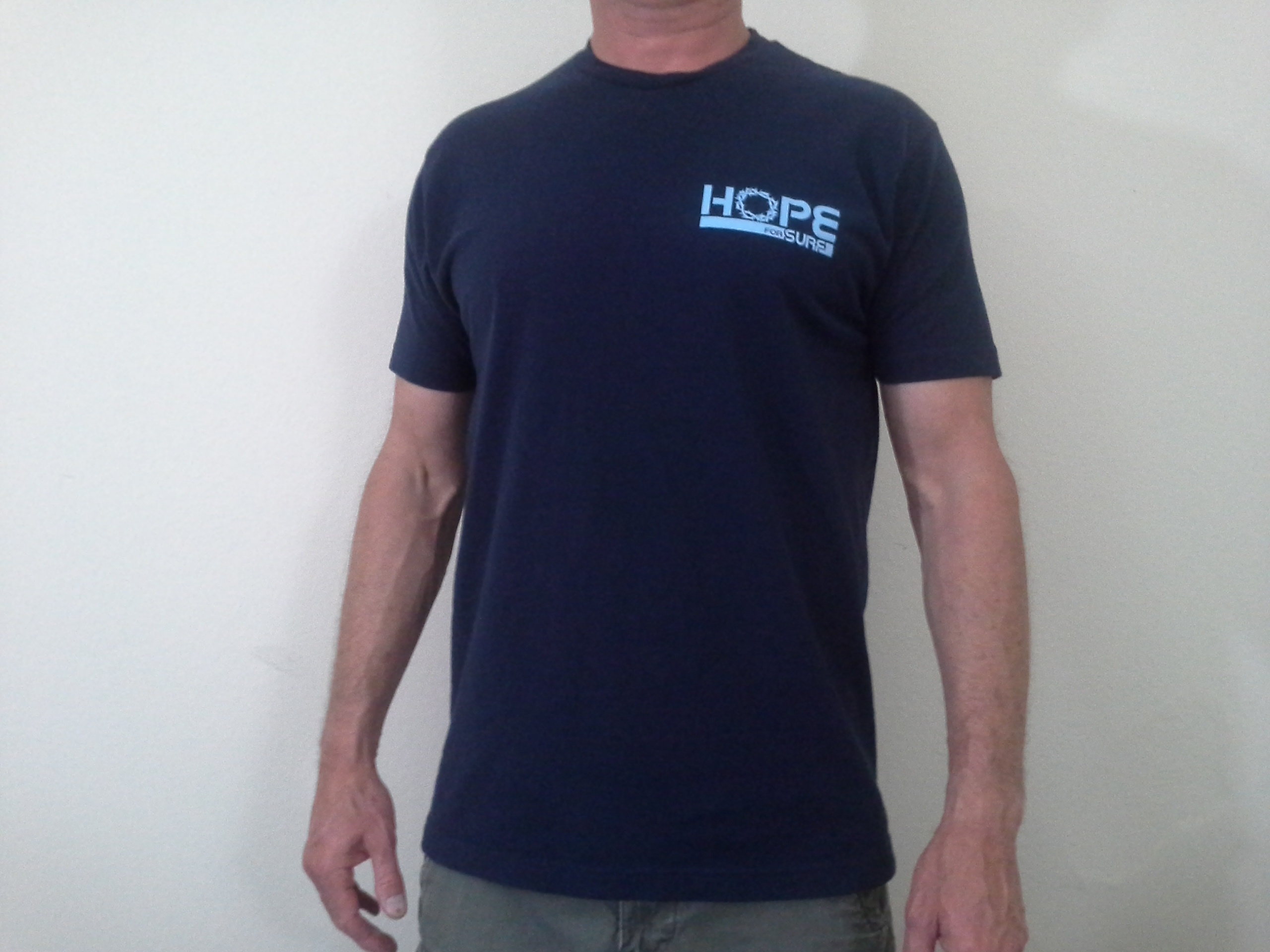 Hope For Surf Logo T-Shirt