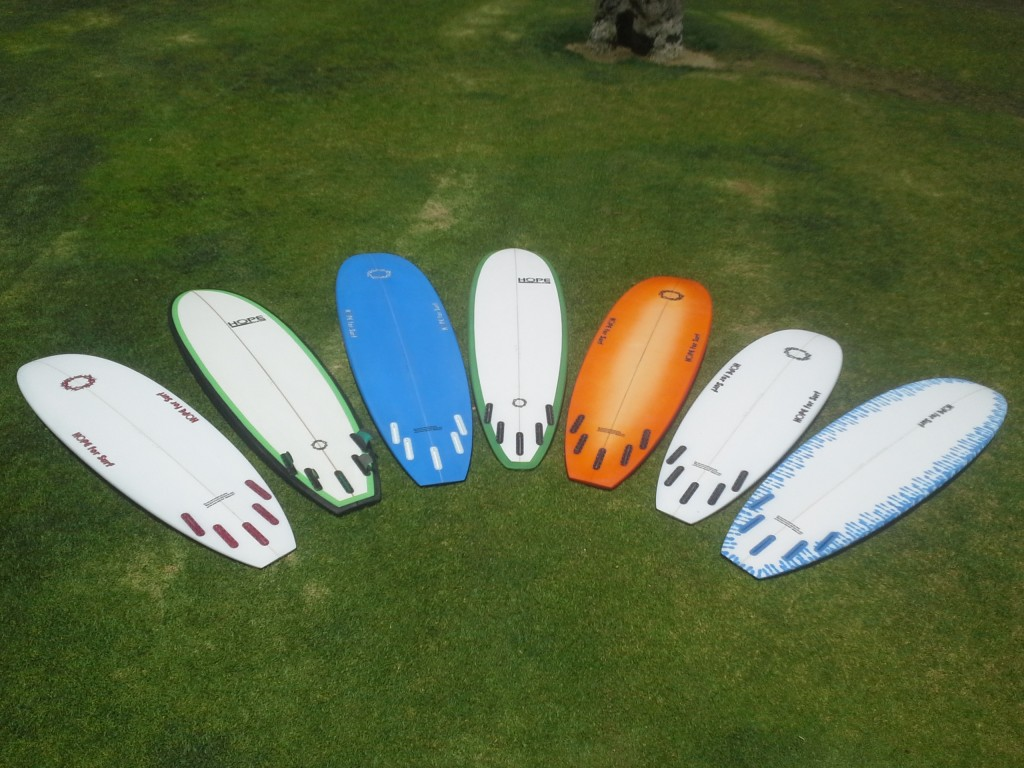 Quiver of Boards